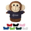 "4"" Mini Plush Buddies Monkey With Shirt"