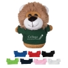 "4"" Mini Plush Buddies Lion With Shirt"