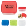 Square Lunch Container