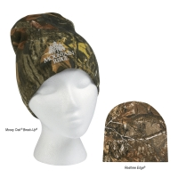Realtree‰ã¢ And Mossy Oakå¨ Camouflage Beanie