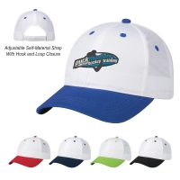 Two-Tone Leisure Cap