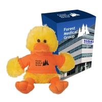 Delightful Duck With Custom Box