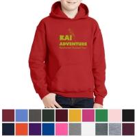 Gildanå¨ Youth Heavy Blend‰ã¢ Hooded Sweatshirt