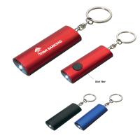 Aluminum Keychain Flashlight