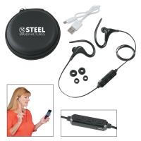 Wireless Ear Buds In Travel Case