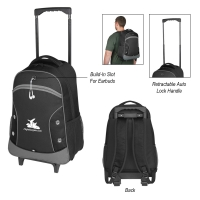 World Tour Rolling Backpack