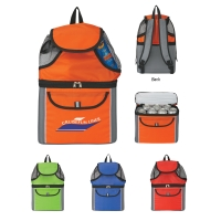 All-In-One Insulated Beach Backpack