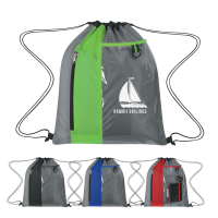 Sports Pack With Clear Pocket