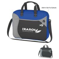 Wave Briefcase/Messenger Bag