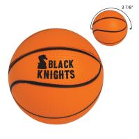Basketball Shape Stress Reliever