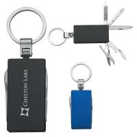 5 In 1 Multi-Function Aluminum Key Tag