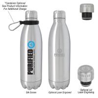 26 Oz. Stainless Steel Vacuum Bottle