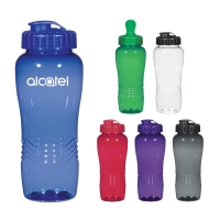 Poly-Clean䋢 26 Oz. Wave Bottle