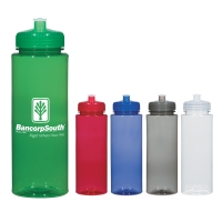 32 Oz. Hydroclean䋢 Sports Bottle With Push/Pull Lid