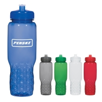 32 Oz. Hydroclean䋢 Sports Bottle With Groove Grippers