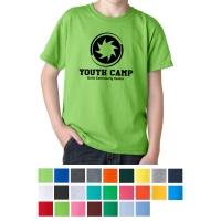 Gildanå¨ Youth DryBlendå¨ T-Shirt