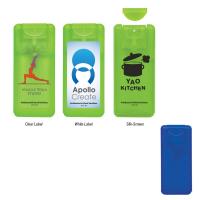 - .34 Oz. Compact Hand Sanitizer Spray