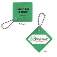Square Key Chain With Mints