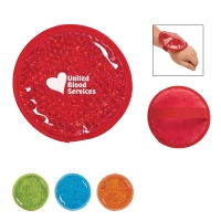 Plush Small Round Gel Beads Hot/Cold Pack