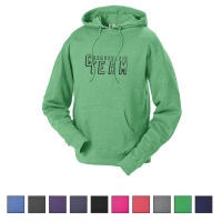 Deltaå¨ Adult Unisex French Terry Fleece Hoodie