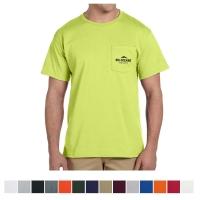Jerzeeså¨ Adult Heavyweight Blend‰ã¢ Pocket T-Shirt