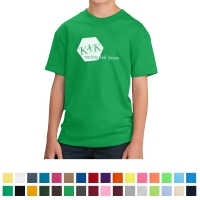 Port & Companyå¨ - Youth Cotton T-Shirt