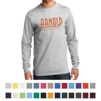 Port & Companyå¨ - Long Sleeve Essential T-Shirt