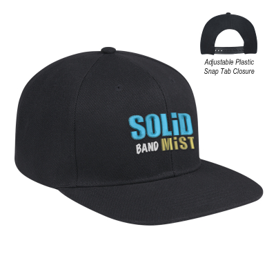 2b2bbfb8fc1 1043 What s Up SnapBack Cap - Hit Promotional Products