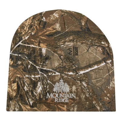 1069 Realtree® And Mossy Oak® Camouflage Beanie - Hit Promotional ... e483b7e5375