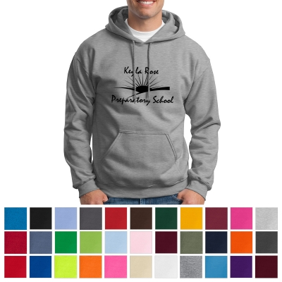 18500 Gildan® Adult Heavy Blend™ Hooded Sweatshirt - Hit Promotional  Products 7d06c4391a