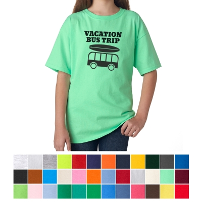 b8543173279 2000Y Gildan® Youth Ultra Cotton® T-Shirt - Hit Promotional Products