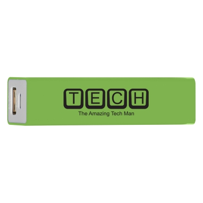 2622UL UL Listed Charge-N-Go Power Bank - Hit Promotional