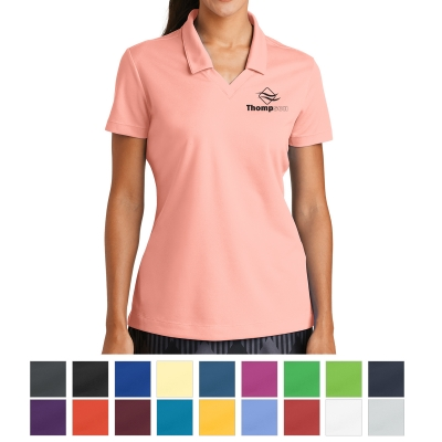 62dfea574 354067 Nike Ladies  Dri-FIT Micro Pique Polo - Hit Promotional Products