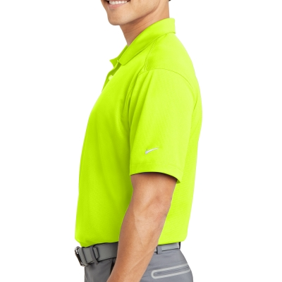 637167 Nike Dri-FIT Vertical Mesh Polo - Hit Promotional Products e73888111
