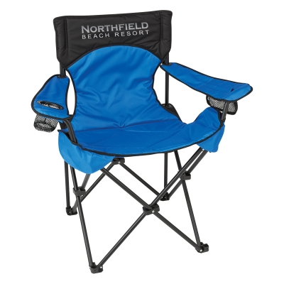 Swell 7055 Deluxe Padded Folding Chair With Carrying Bag Hit Download Free Architecture Designs Itiscsunscenecom