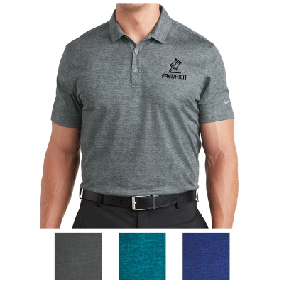 4f0e7d16e7377a 838965 Nike Dri-FIT Crosshatch Polo - Hit Promotional Products