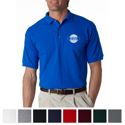 f8f476b8af7 #G2800 Gildan® Ultra Cotton® Jersey Polo - Hit Promotional Products