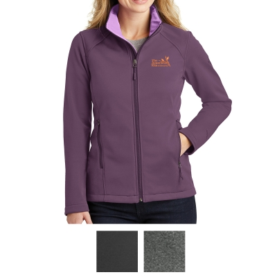 2a970406d8aa NF0A3LGY The North Face® Ladies  Ridgeline Soft Shell Jacket - Hit ...