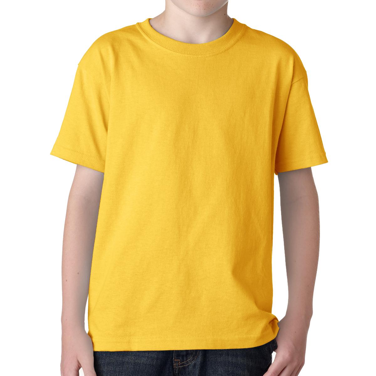 #5000Y Gildan® Youth Heavy Cotton™ T-Shirt
