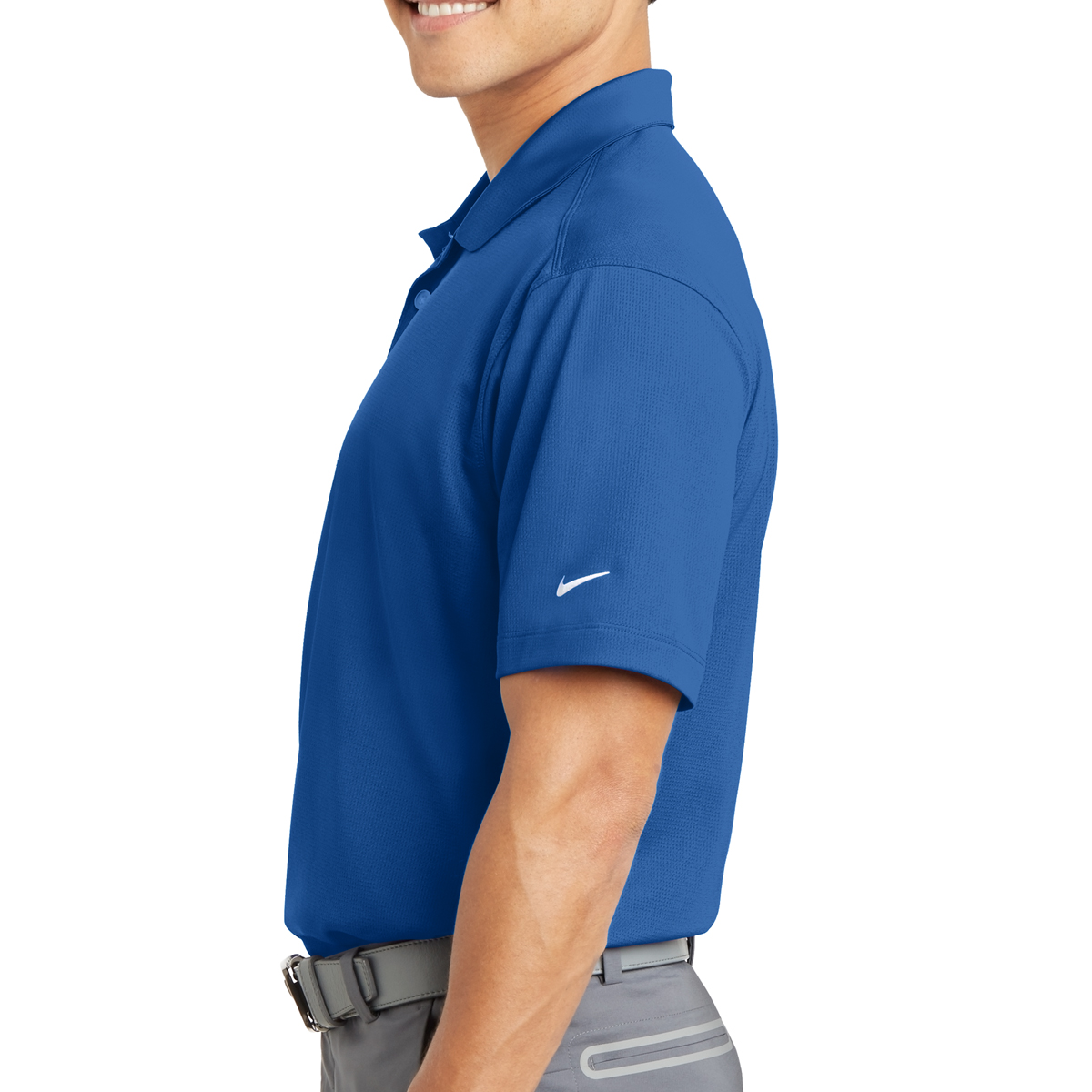 d21971c7 637167 Nike Dri-FIT Vertical Mesh Polo - Hit Promotional Products