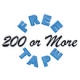 200 Or More Free Tape