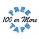 100 Or More Free Tape