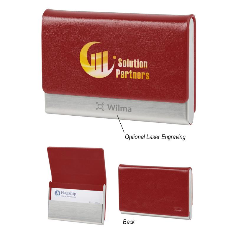 4837 Executive Business Card Holder