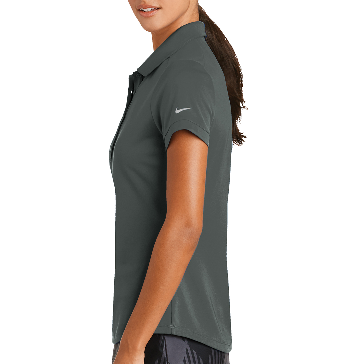 f5ee0658 811807 Nike Ladies Dri-FIT Players Modern Fit Polo - Hit Promotional ...
