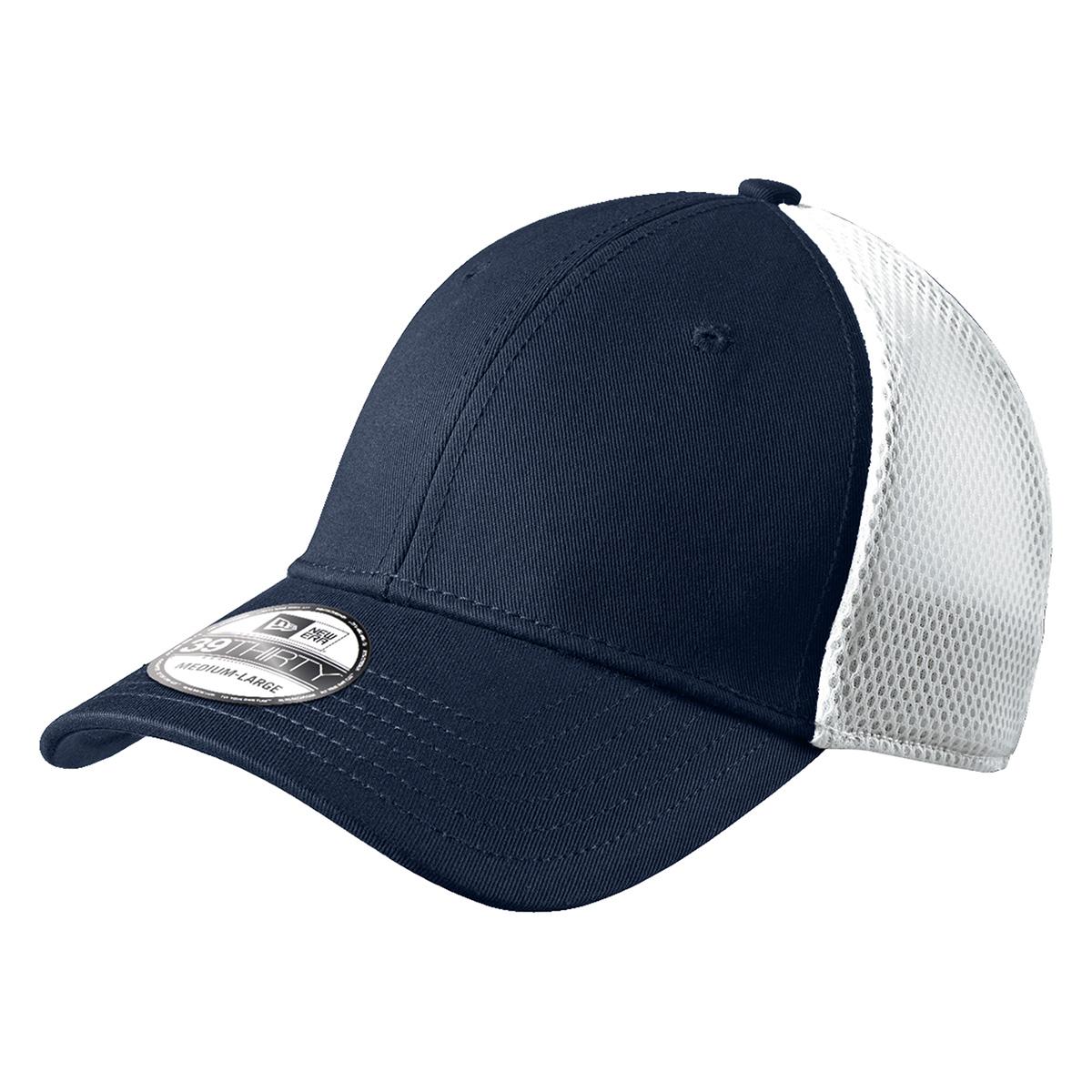 NE1020 New Era® Stretch Mesh Cap - Hit Promotional Products d0d43806536