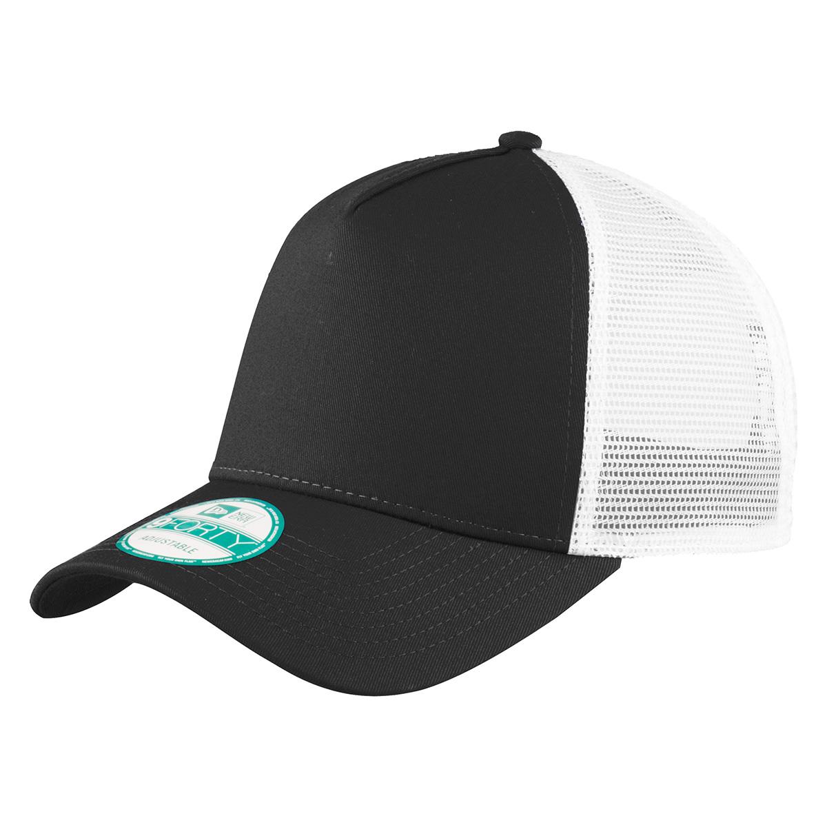 47e50fd03 NE205 New Era® Snapback Trucker Cap - Hit Promotional Products