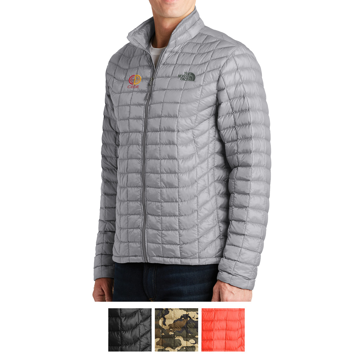 d07441260f NF0A3LH2 The North Face® ThermoBall™ Trekker Jacket - Hit ...