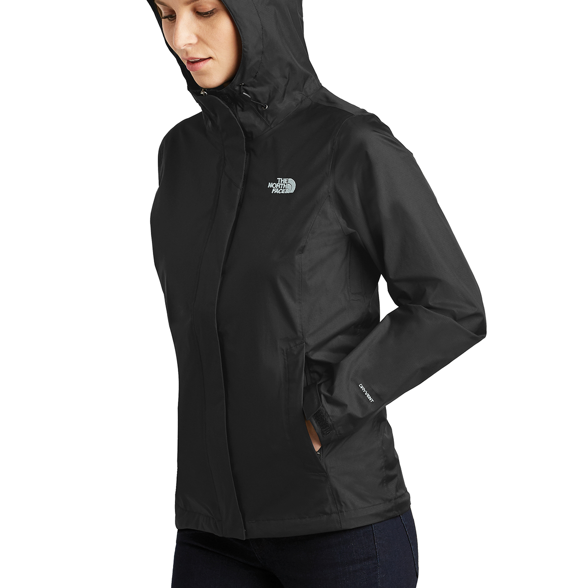 c6e8f05ff NF0A3LH5 The North Face® Ladies' DryVent™ Rain Jacket - Hit ...