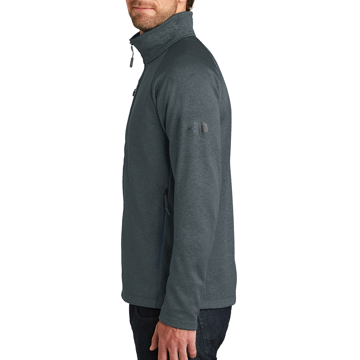 df410228583c NF0A3LH9 The North Face® Canyon Flats Fleece Jacket - Hit ...